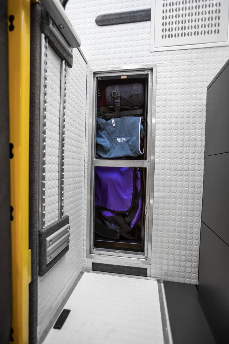 LOKI Basecamp Floor Storage