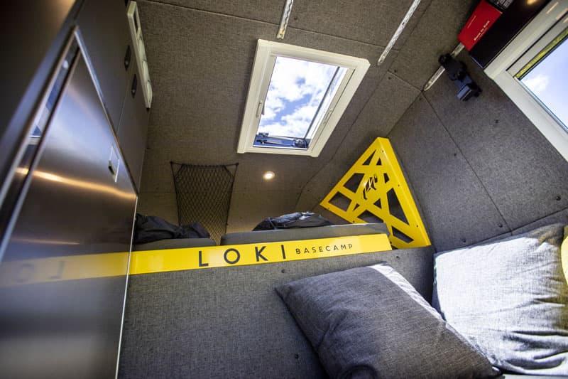 LOKI Basecamp Skylight