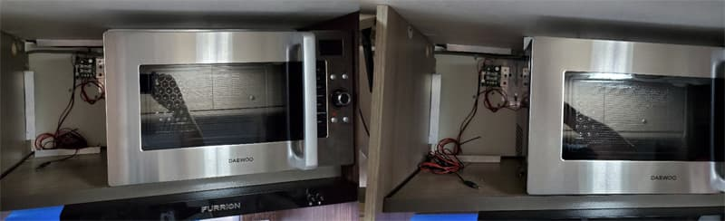 Microwave Replacement Cirrus 820 20