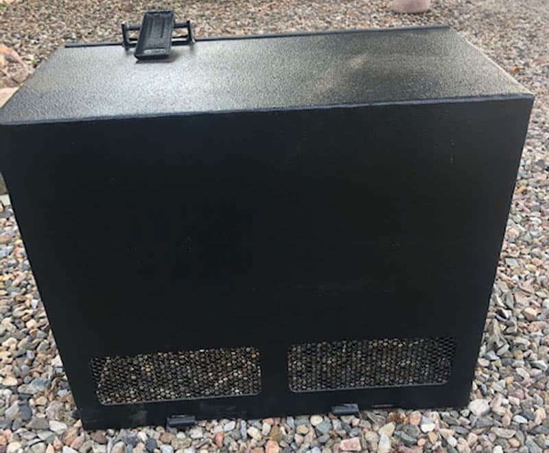 More Power For A Small Camper Box