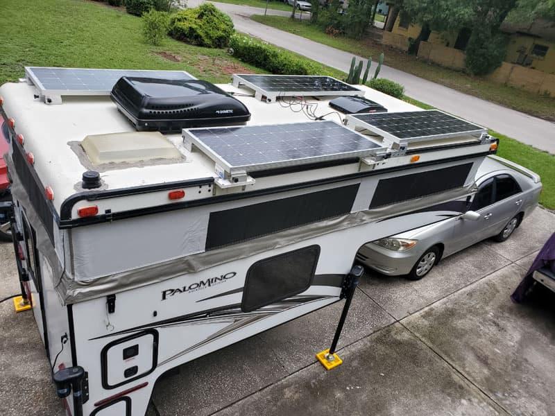 Off Grid Solar 800 Watt System 10