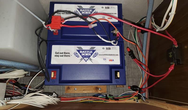 Off Grid Solar 800 Watt System Battleborn Batteries