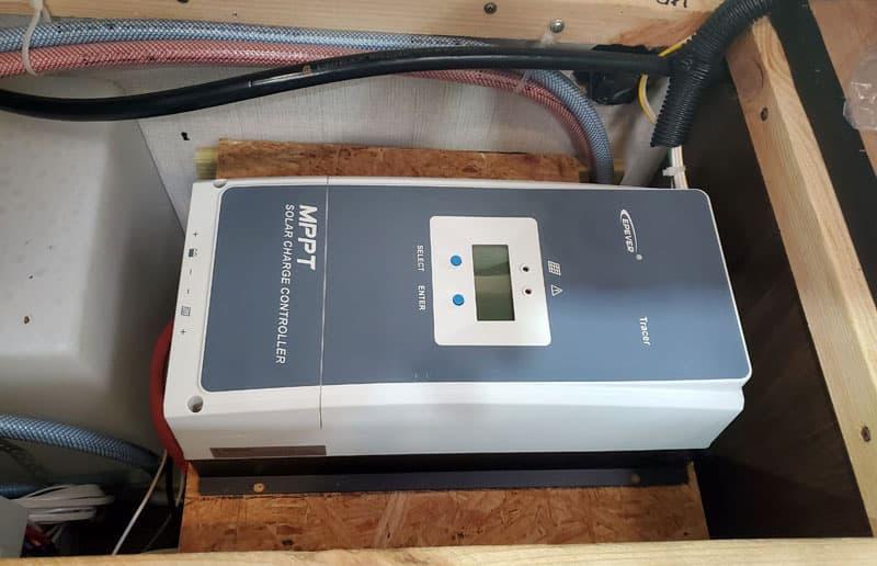 Off Grid Solar 800 Watt System MPPT