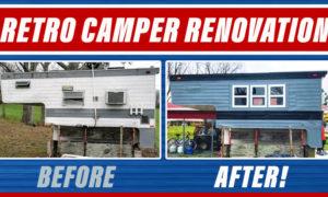 Retro Camper Renovation