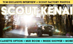 Scout Kenai Camper Announcement