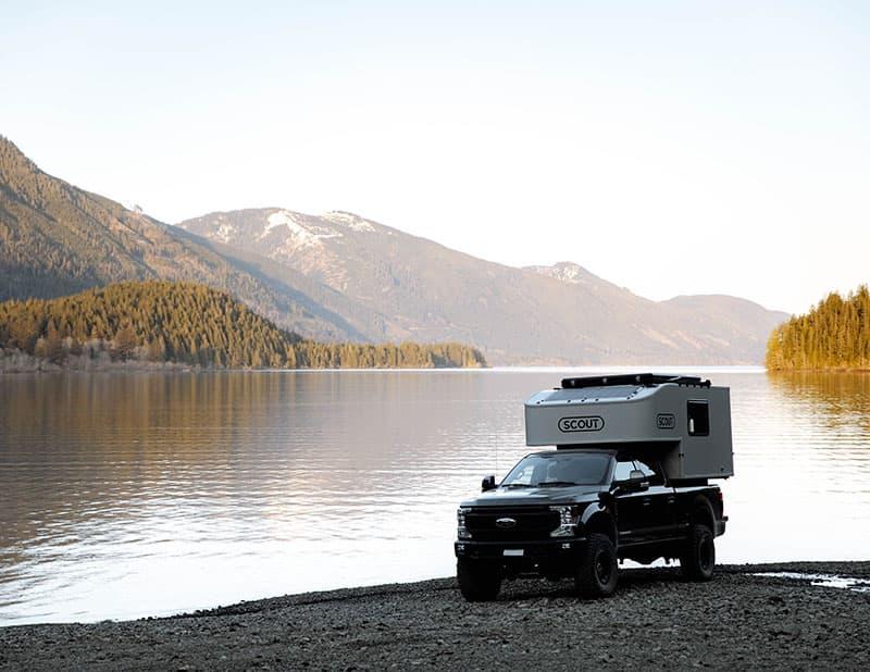 Scout Kenai Exterior At The Lake