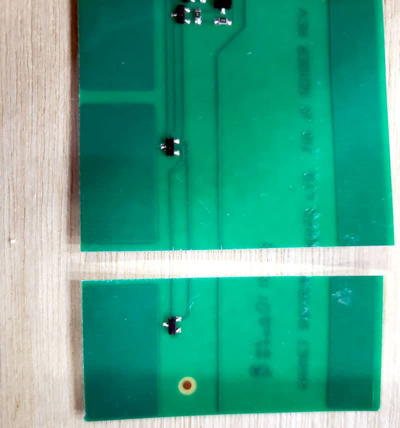 SeeLevel Gauge Install Cut 6