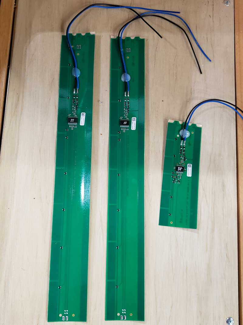 SeeLevel Gauge Install Strips 7