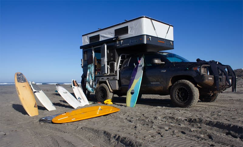Surfboards In Sand FWC