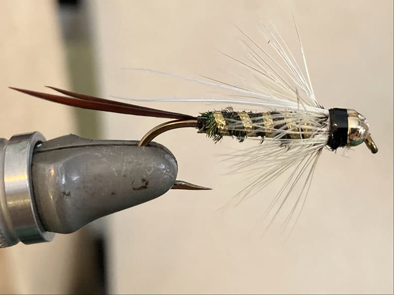 Barbless Hook For Ice Fishing