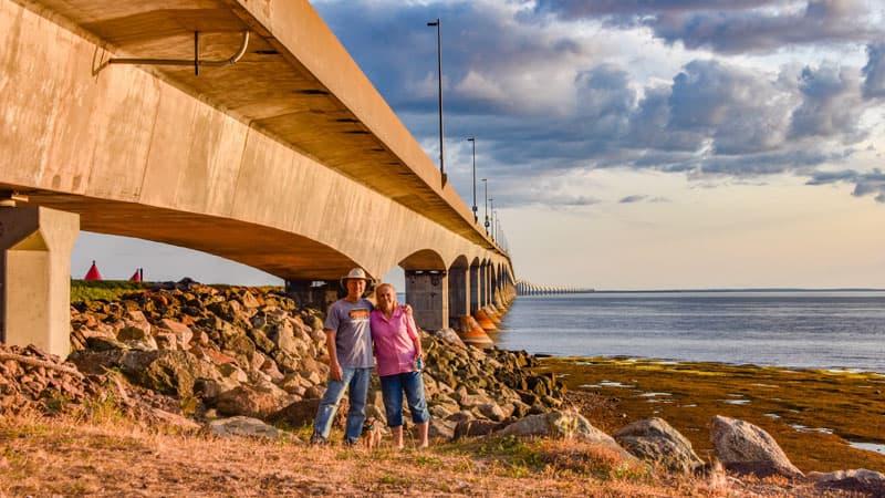 Bridge Prince Edward Island Canada