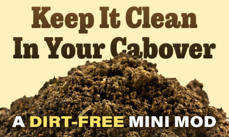 Cabover Dirt Free Mini Mod