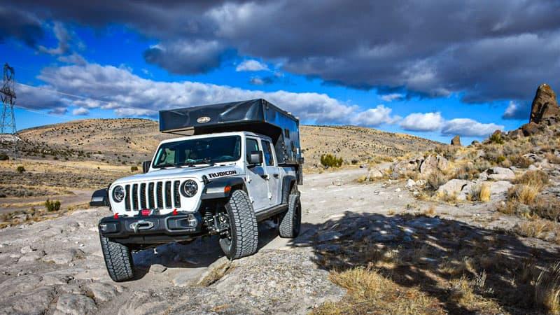 Camper For Jeep Gladiator