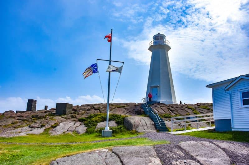 Cape Spear Light Newfoundland