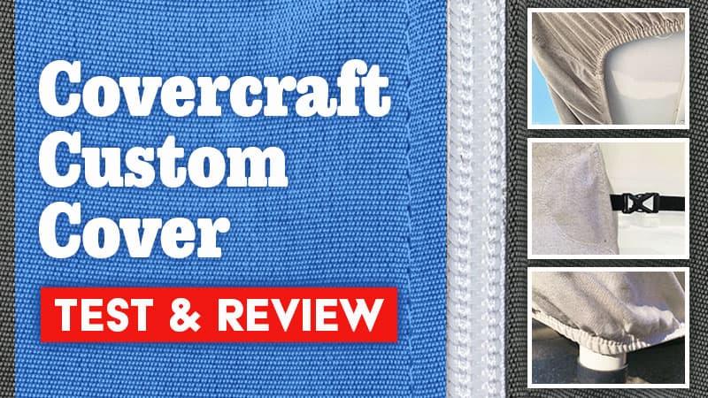 Covercraft Camper Cover Review
