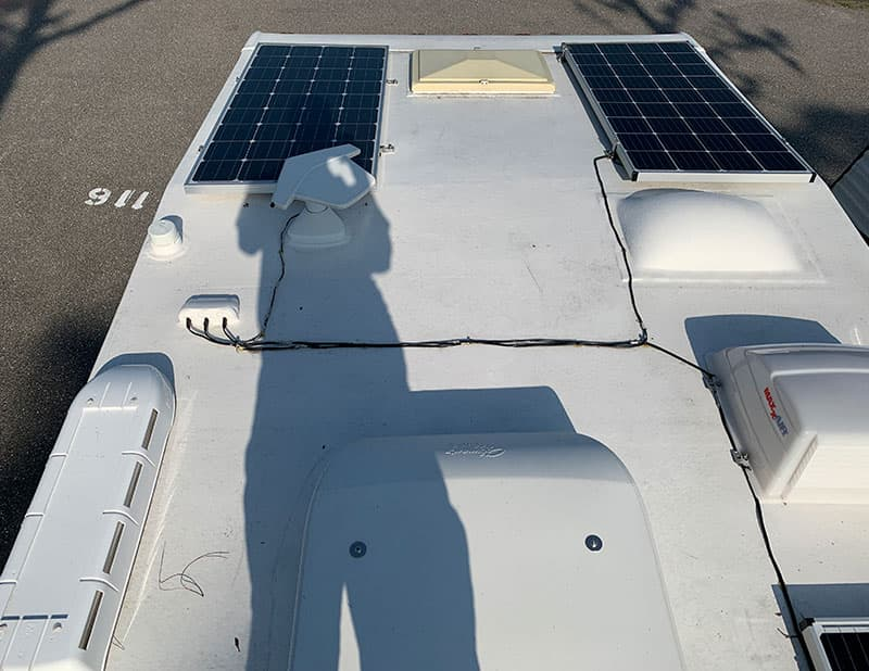 Covercraft Camper Cover Roof Reveal