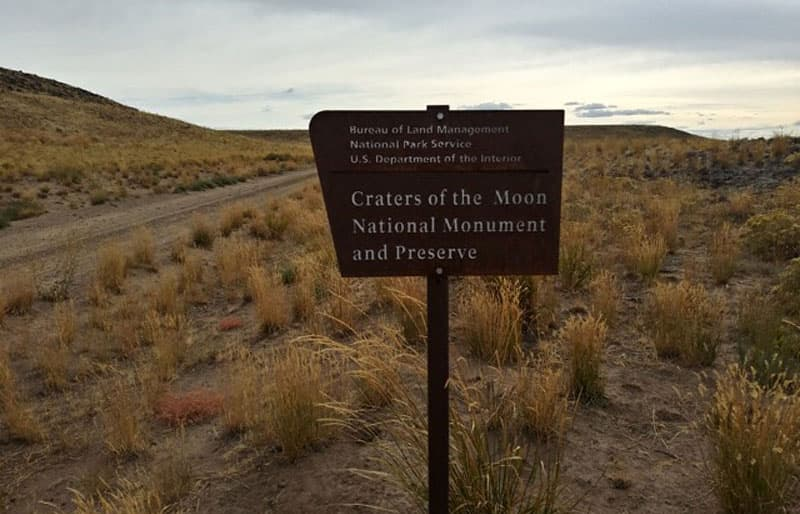 Craters Of The Moon NM And Preserve