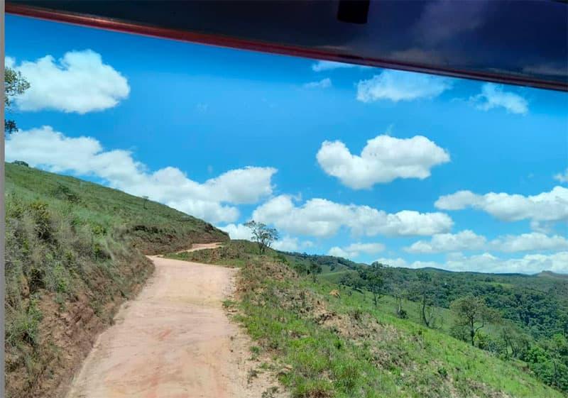 Dirt Roads South America
