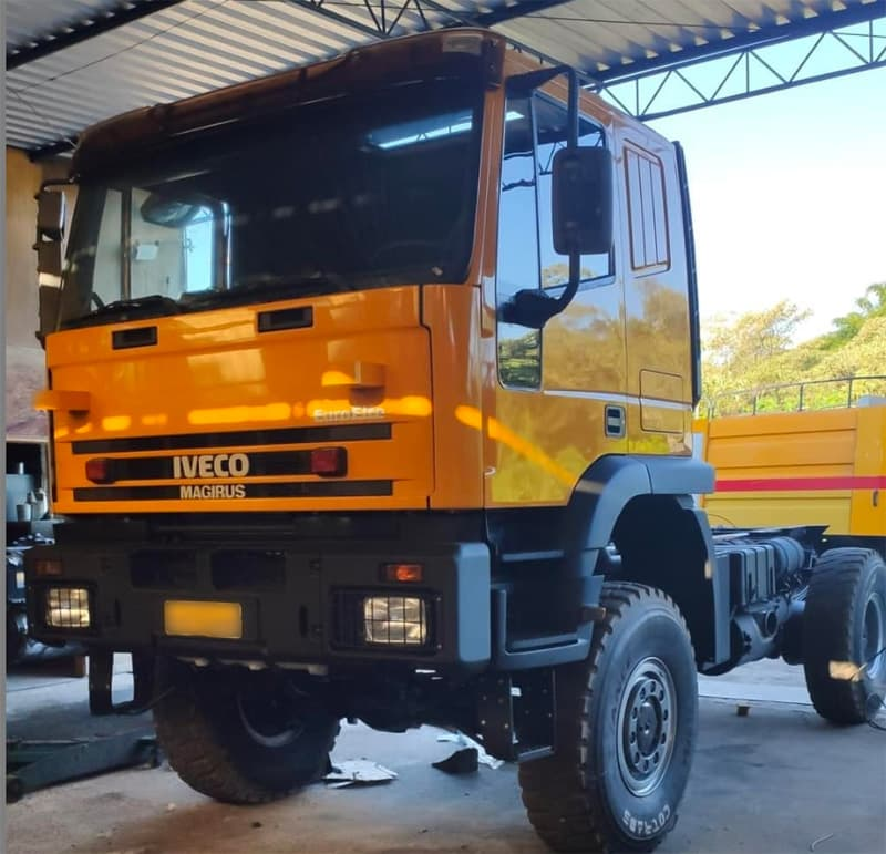 Iveco Magirus Chassis