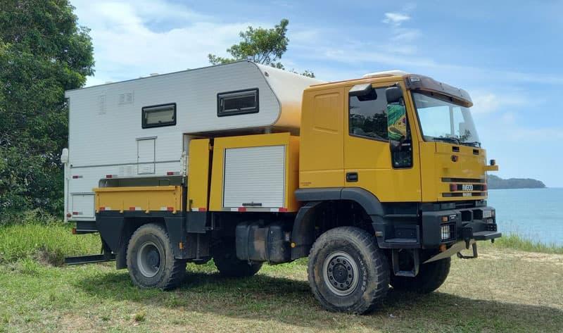 MotorTrailer MTB 215 Truck Camper