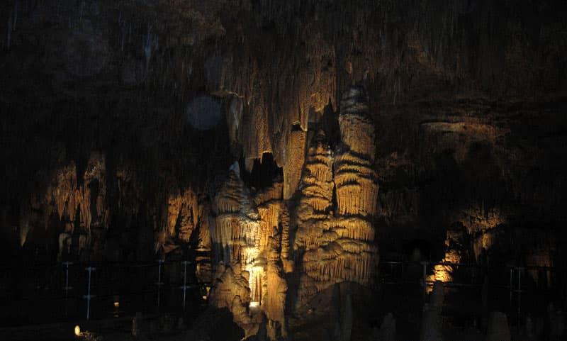 Onondaga Cave State Park Missouri