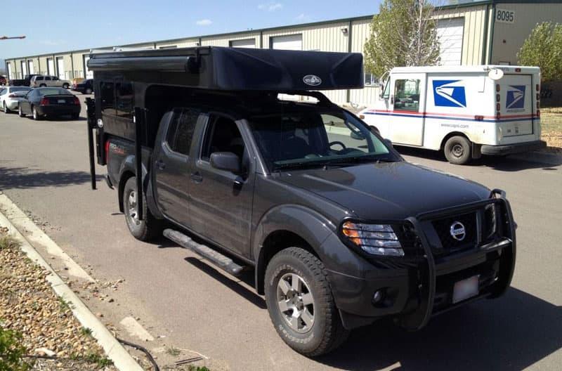 Phoenix Camper On Nissan Will Fit Jeep Gladiator
