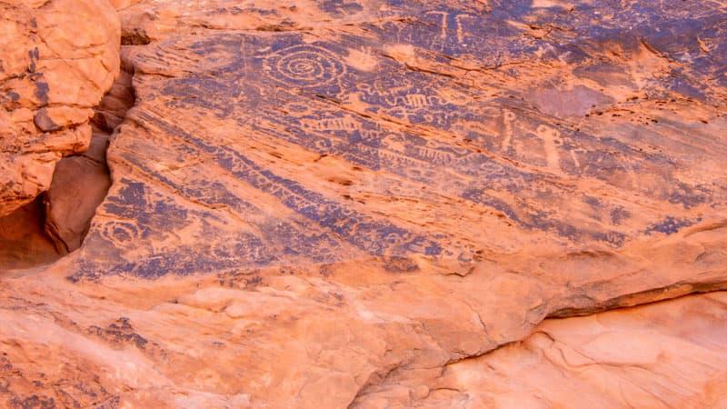 Rock Art In Utah