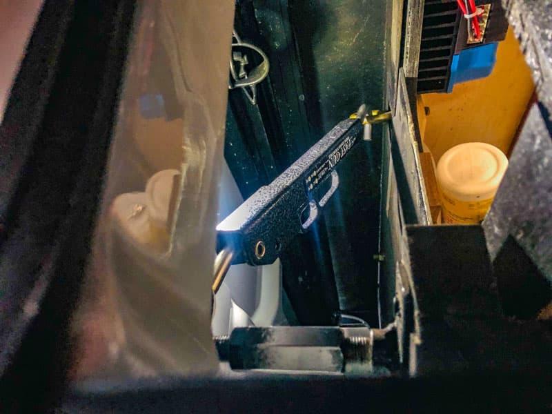 Torklift Fastguns Jeep Camper