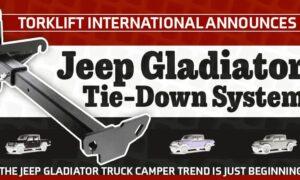 Torklift Jeep Gladiator Announcement
