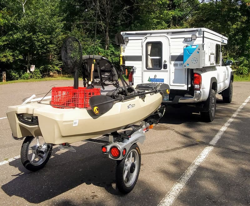 Towing Boat Summer Time