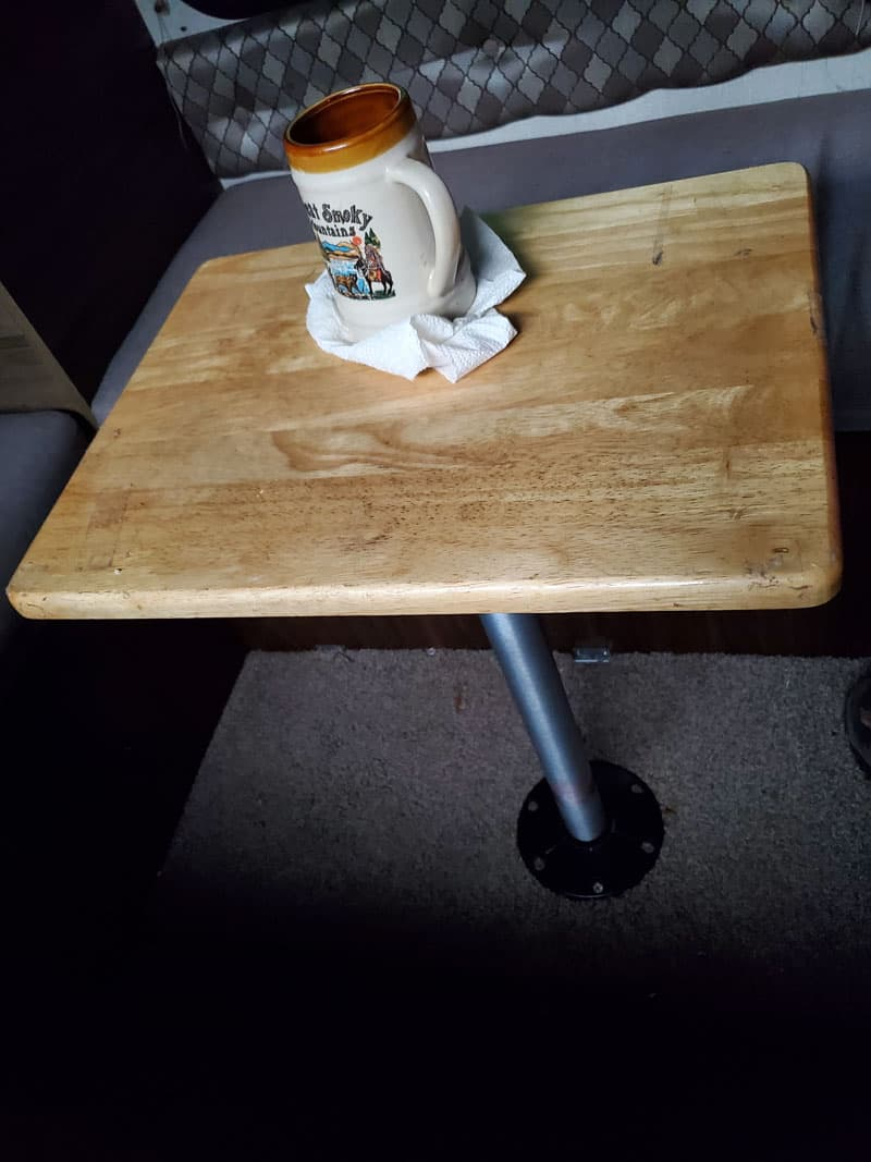 TV Tray For Dinette Table Final
