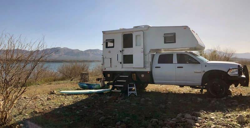 Arizona At Roosevelt Lake