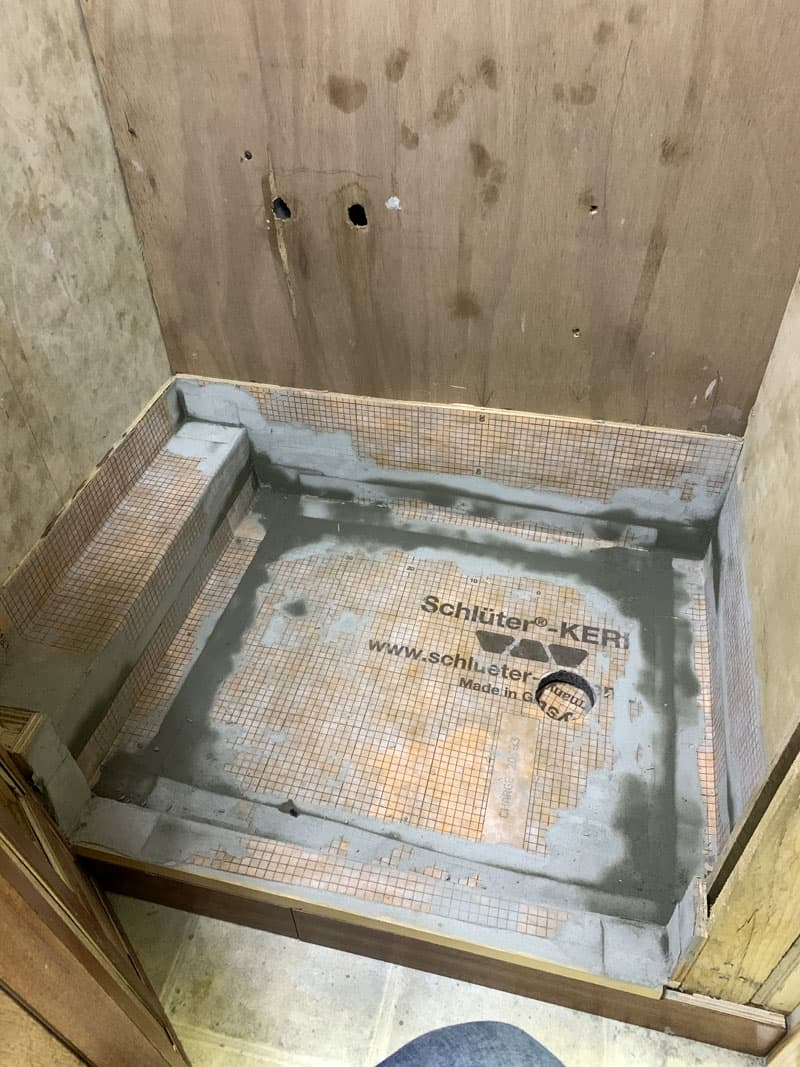 Bathroom Redo New Tub Going In