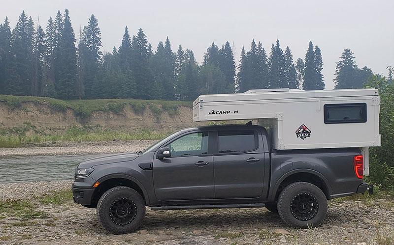 Camp M Camping River