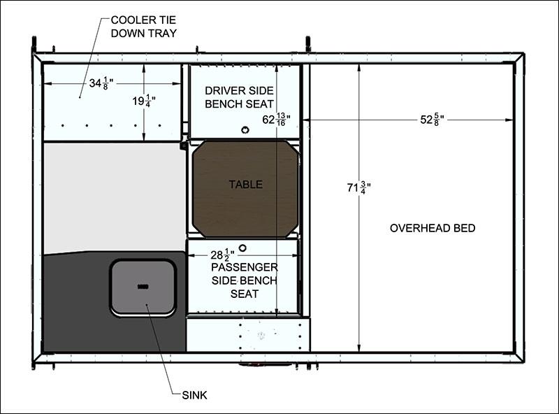 Camp M Floor Plan