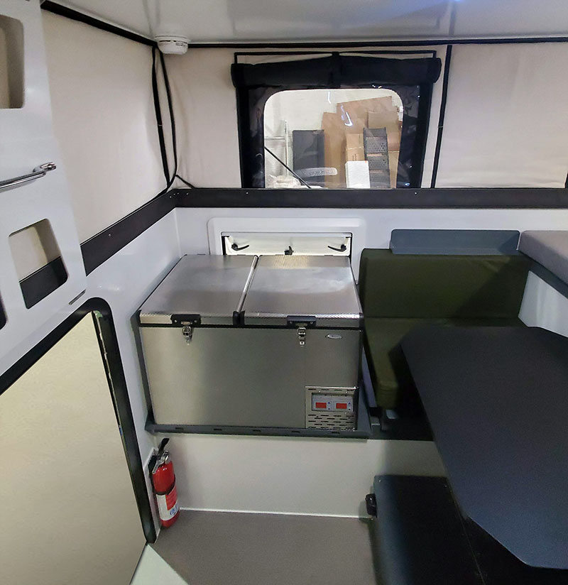 Camp M Refrigerator