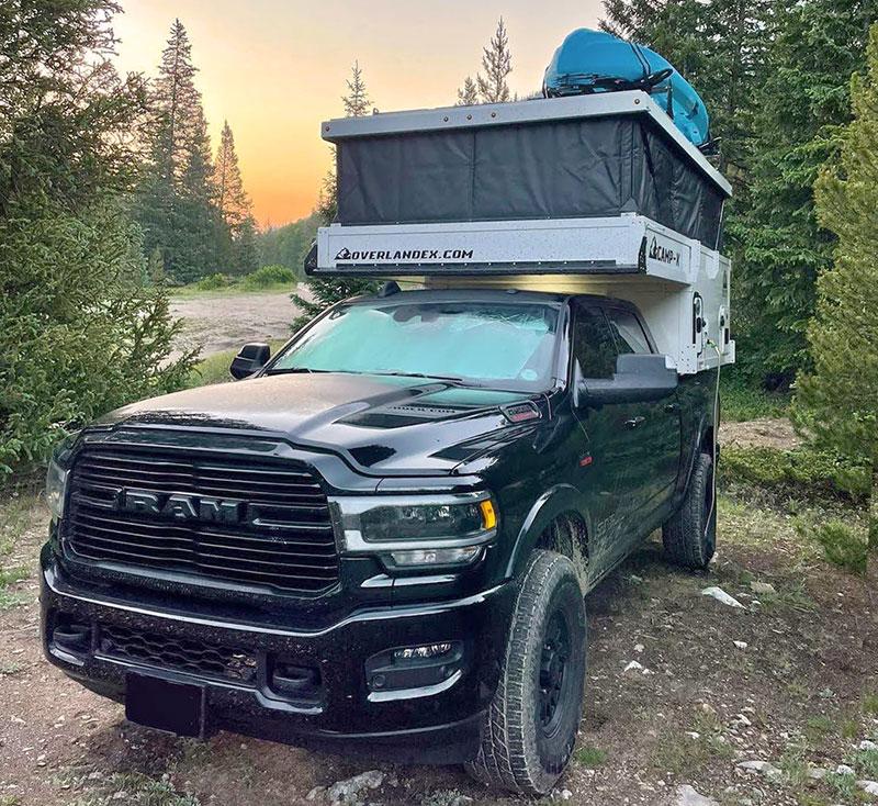 Camp X Camping