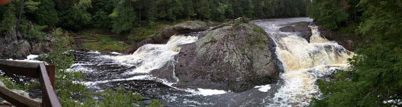 Great Conglomerate Falls