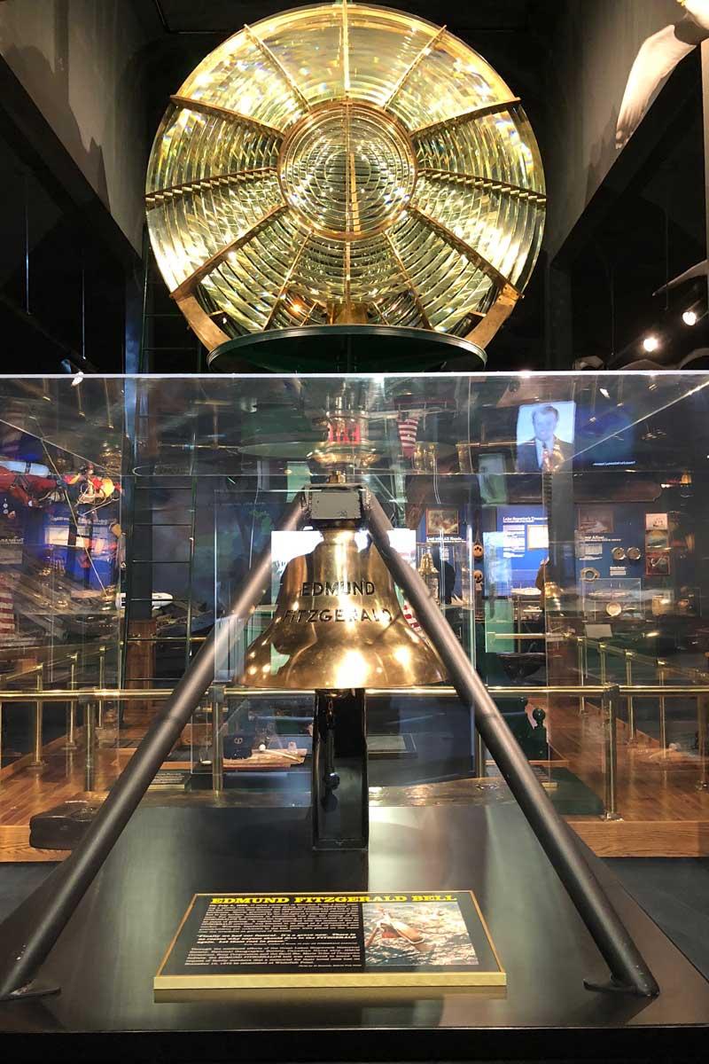 Great Lakes Museum In Michigan