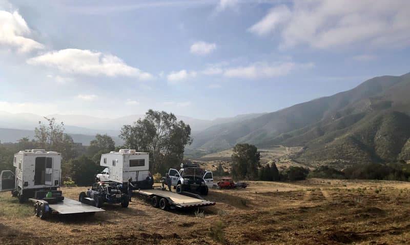 Horsepower Ranch Ensenada Mexico Preparing For 2021 NORRA 1000 Race