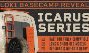 LOKI Icarus Camper Renderings