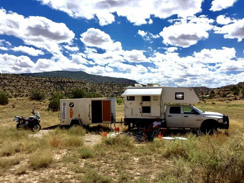 Moab, Utah With BMW GS Adventure Bike
