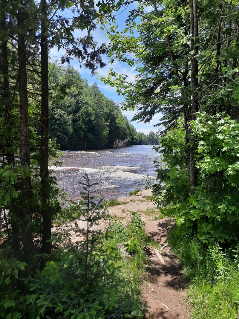 Tahquamenon Falls Ripple
