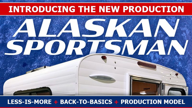 Alaskan Camper Sportsman Model