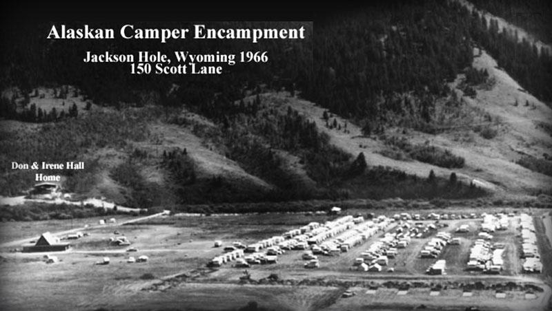 60s Alaskan Camper Rally 1