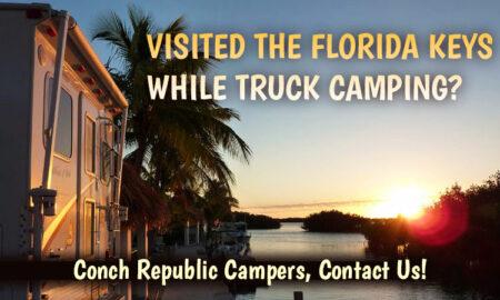Truck Camping the Florida Keys