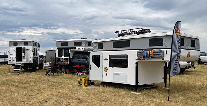 Hallmark Field Overland Expo Mountain West 2