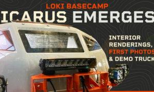 LOKI Icarus Interior Renderings