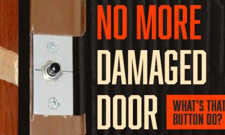 No More Damaged Camper Door Mod