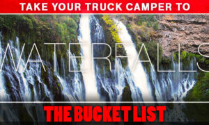 Take Your Camper To the Best Waterfalls